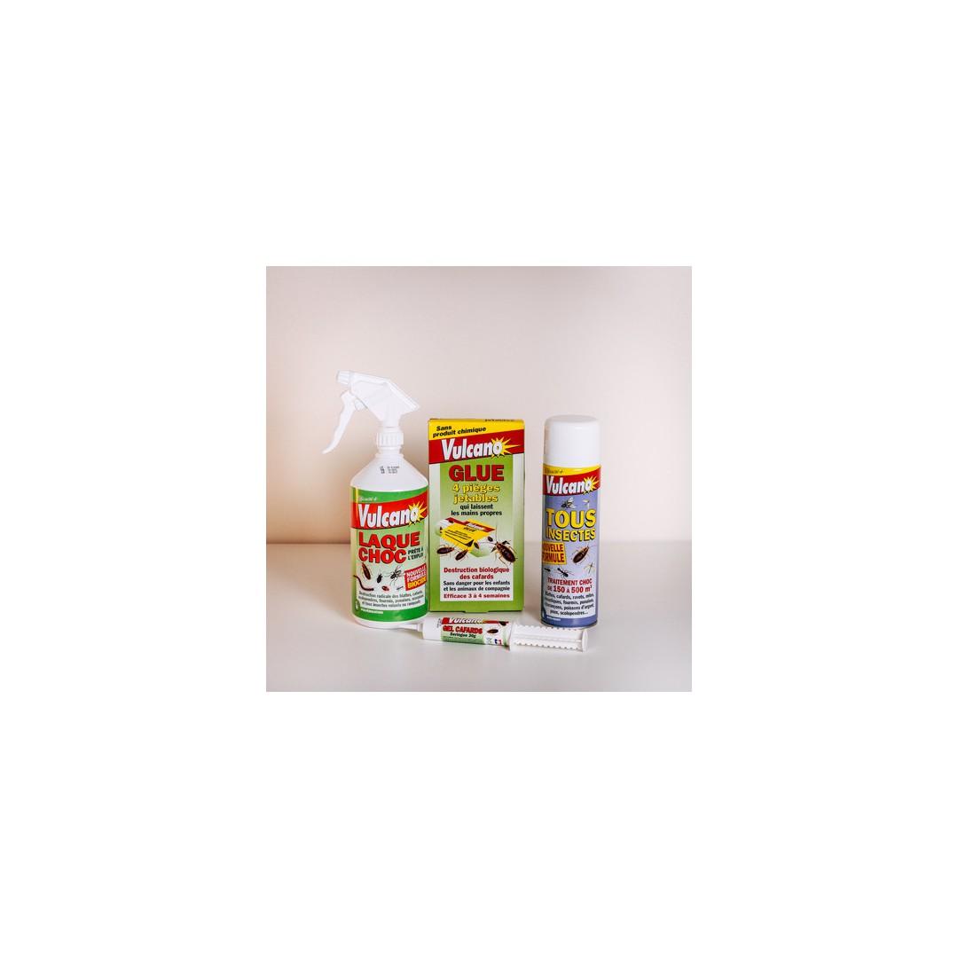 pack produit anti cafard gel insecticide pi ge. Black Bedroom Furniture Sets. Home Design Ideas