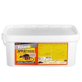 Vulcano Appât Grains Raticide Souricide (1,5kg)