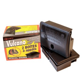 Vulcano Poste Appât Souris ( x2 )