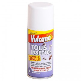 Vulcano Tous Insectes One Shot (150ml) - Insectes rampants & volants
