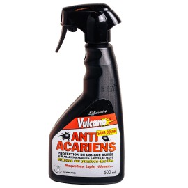Vulcano Spray Anti-Acariens (500ml) - Anti Acarienise