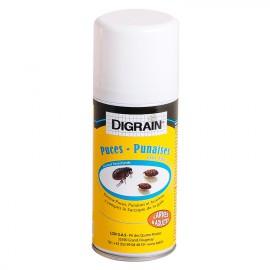 Aérosol  Digrain contre Puces et Punaises de lit (150 ml)