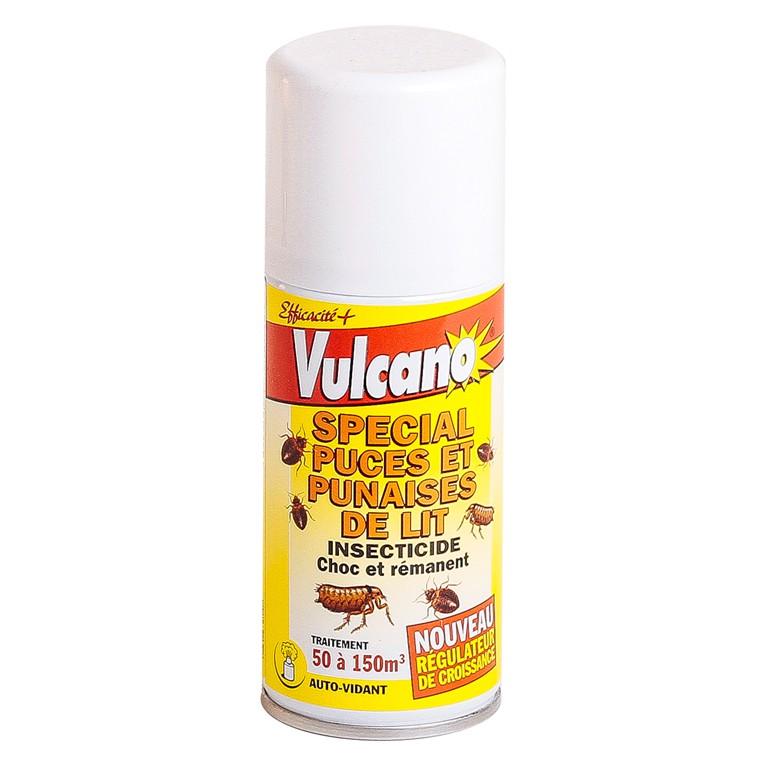 Produit Anti Puce & Punaise De Lit Vulcano 150Ml - Eradicateur