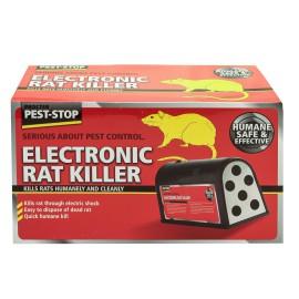 Poste Rat par Électrocution