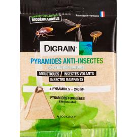 Anti Insectes PYRAMIDES DIGRAIN