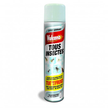 Vulcano Tous insects effet givrant (500ml)