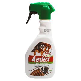 Insecticide anti punaises de lit  et puces AEDEX  (500 ml)