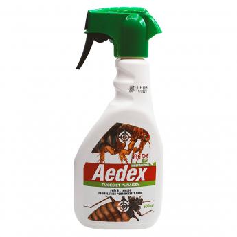 Insecticide anti punaises de lit  et puces Degy  (500 ml)
